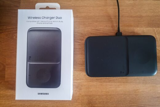 Samsung Wireless Charger Duo 2021