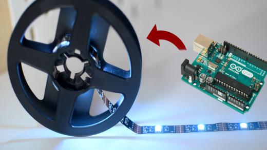 Tira LED Arduino